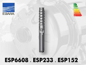 شناور ابارا مدلهای ESP