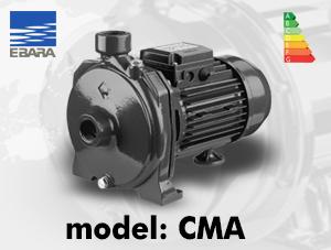 الکتروپمپ ابارا مدل ebara CMA