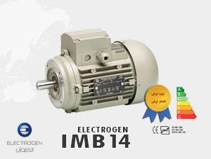 الکتروموتور الکتروژن مدل IMB14 سه فاز – الکتروموتور – نماینده رسمی