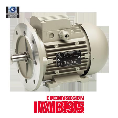 الکتروموتور الکتروژن مدل IMB35 سه فاز